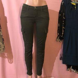 J BRAND Grayson Luxe Twill Cargo Skinny Pants